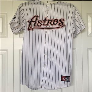 Astros Jersey